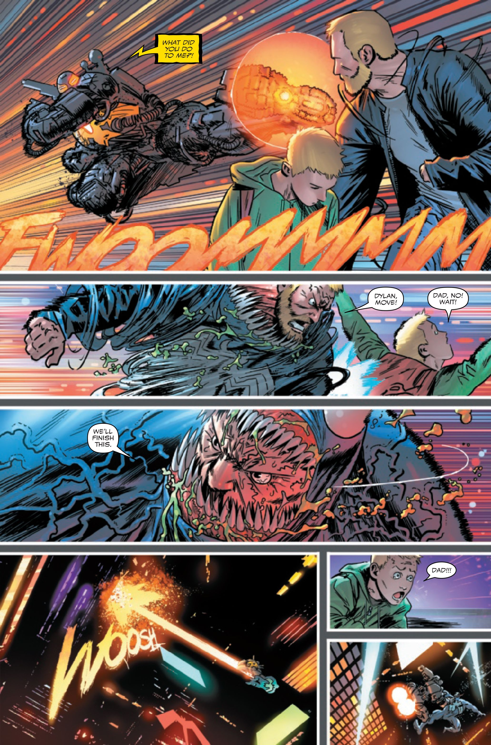 Venom: Simbiote alienígena de Eddie Brock [SPOILER] e Ed pela primeira vez 5