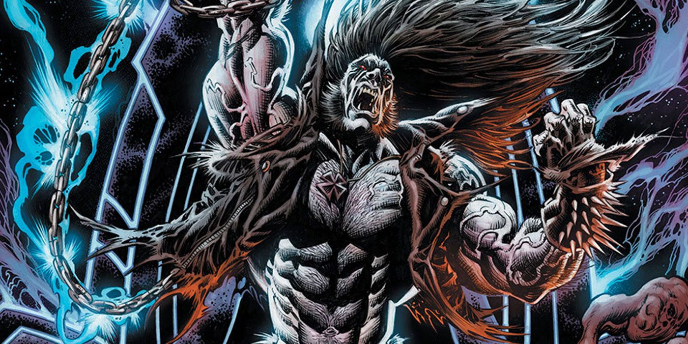 Dark Nights: Death Metal Goes EXXXTREME! with Lobo-Led One-Shot