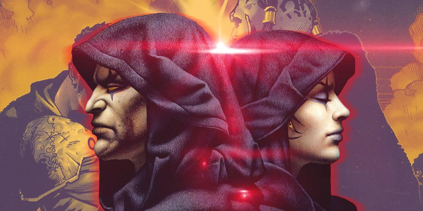 Star Wars: How Jedi vs. Sith Showed the Rule of Two's Creation