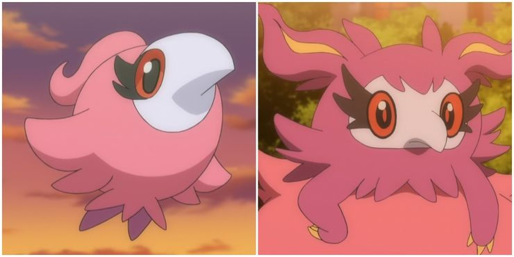 10 Pokemon That Evolve While Holding An Item Cbr The scent its body gives off enraptures those who smell it. that evolve while holding an item
