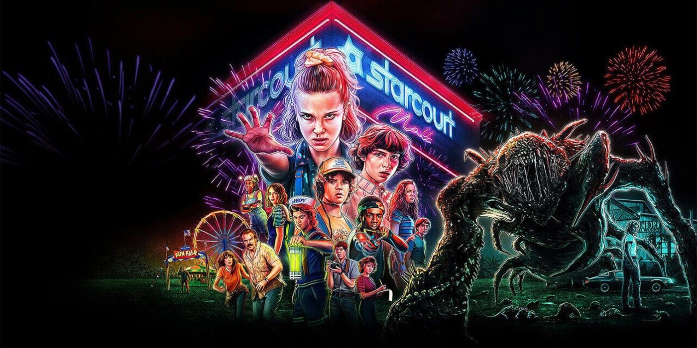 Stranger Things 3: Netflix Releases 360/VR Version of Starcourt Mall