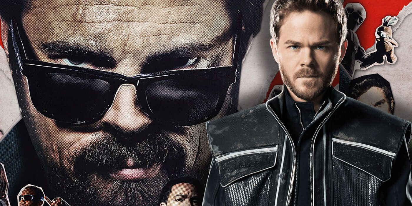 The Boys: X-Men's Iceman, Shawn Ashmore, Joins Season 2 as Lamplighter