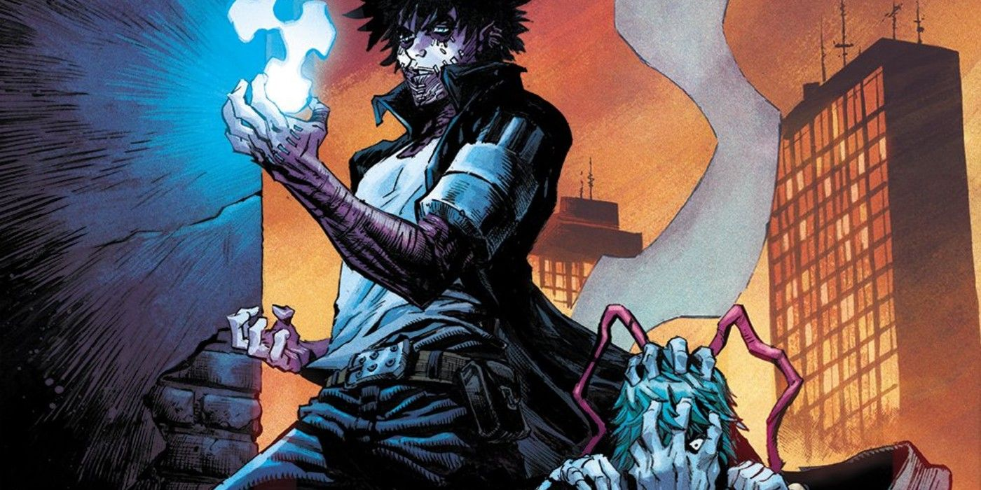 Venom Artist Ryan Stegman Debuts A Killer My Hero Academia Manga Cover