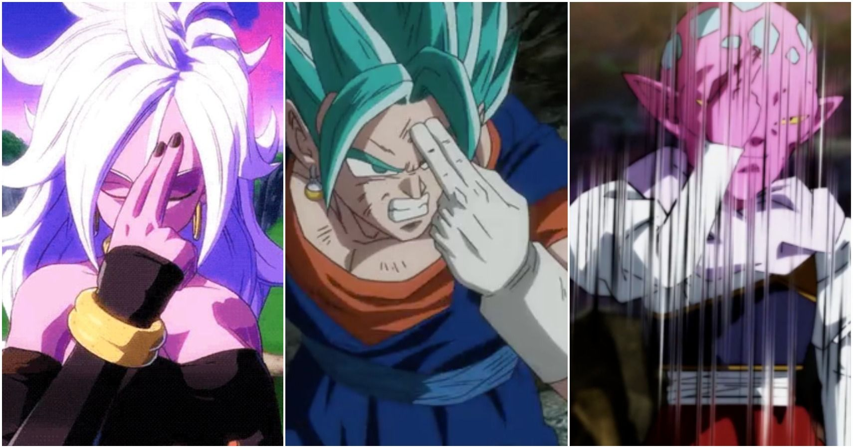 Dragon Ball Every Character Who Can Use Instant Transmission And Where They Learned It