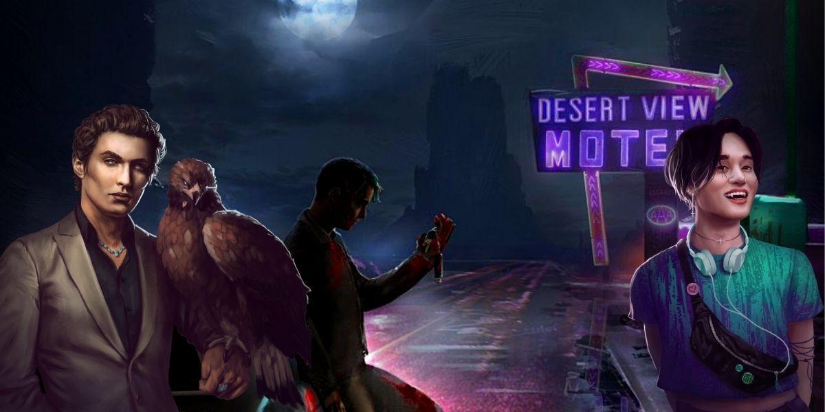 Vampire: The Masquerade - Night Road Revs Up the World of Darkness