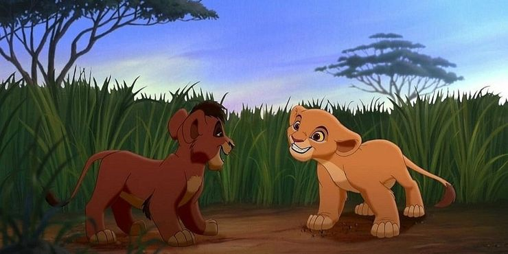 Lion King Ii Simba S Pride Is Better Than You Remember Cbr
