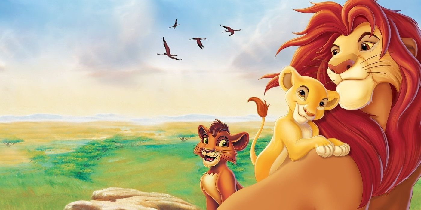 Lion King II: Simba's Pride Is Better Than You Remember | CBR