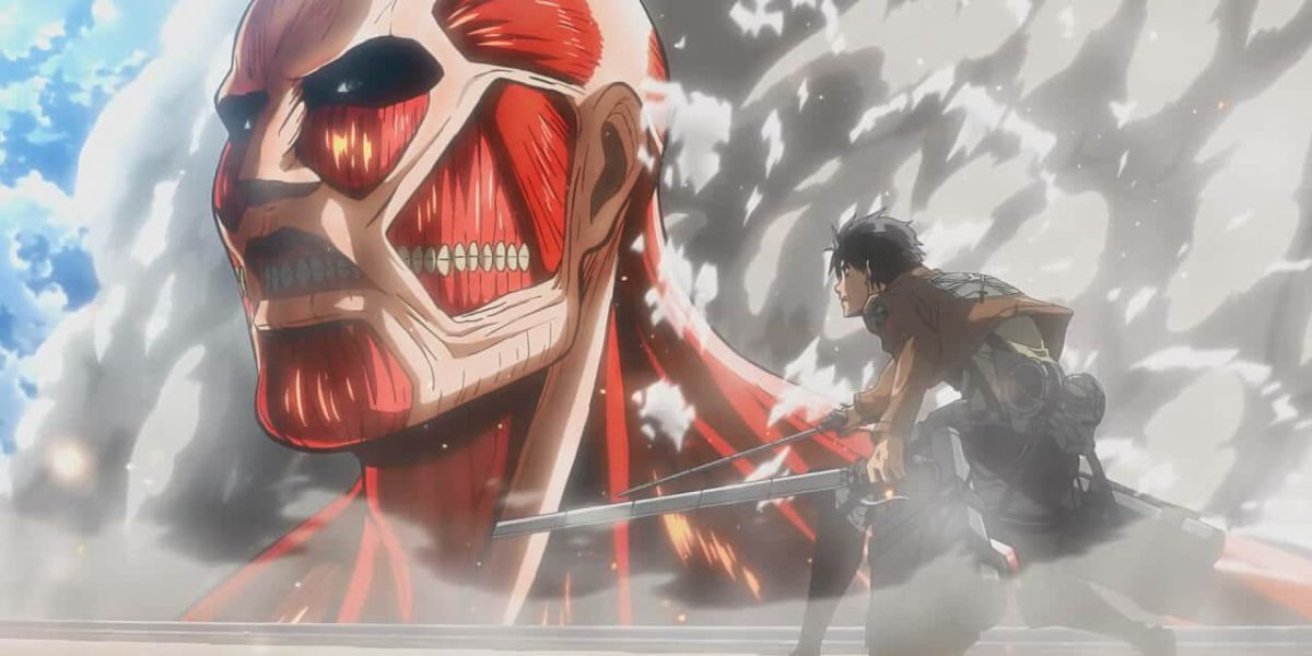 Attack On Titan 10 Things You Need To Know About The Colossal Titan
