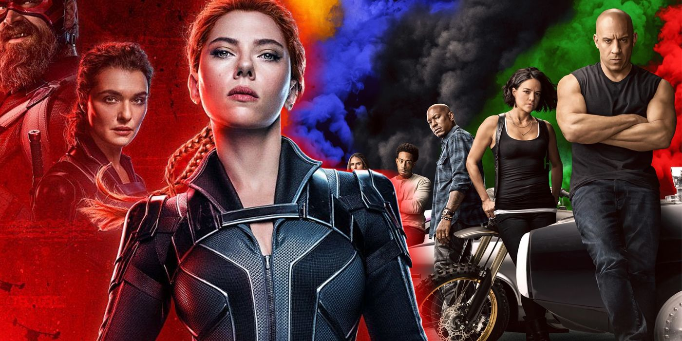 Black Widow's Move to 2021 Makes F9's Early Year-Long Delay Look Genius