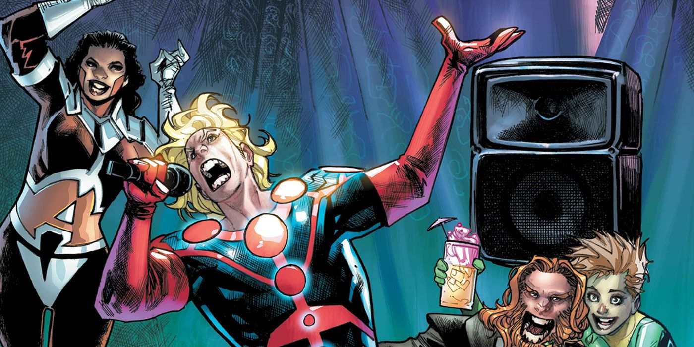 Eternals: Marvel Unveils Four of the First Issue's Nearly 40 Variant Covers