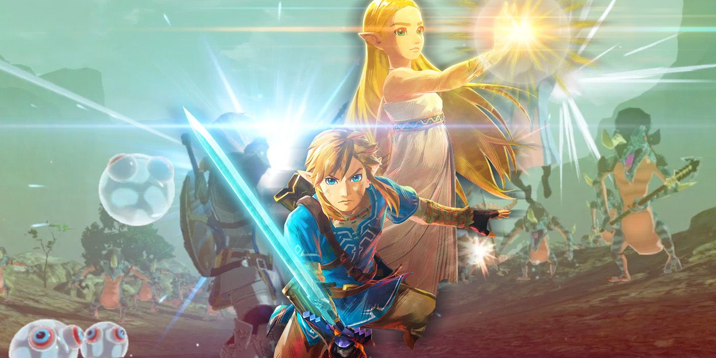 The Legend Of Zelda 5 Things We Hope To Learn In Age Of Calamity
