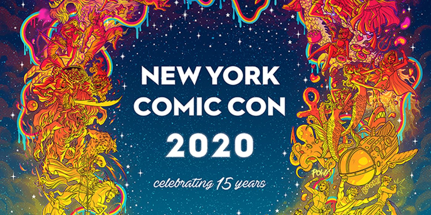NYCC Enlists Artist Jen Bartel for 15th Anniversary...