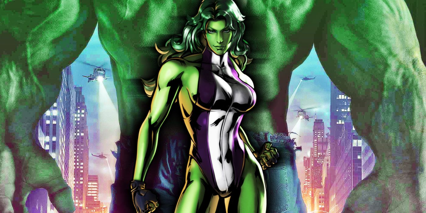 The MCU's She-Hulk Needs To Test Her Might Against a Classic Incredible Hulk Foe