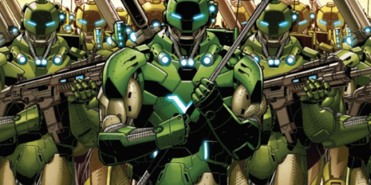 Doctor Doom 'Doutor Destino' acabou de conquistar uma CRUCIAL Nação Marvel 2