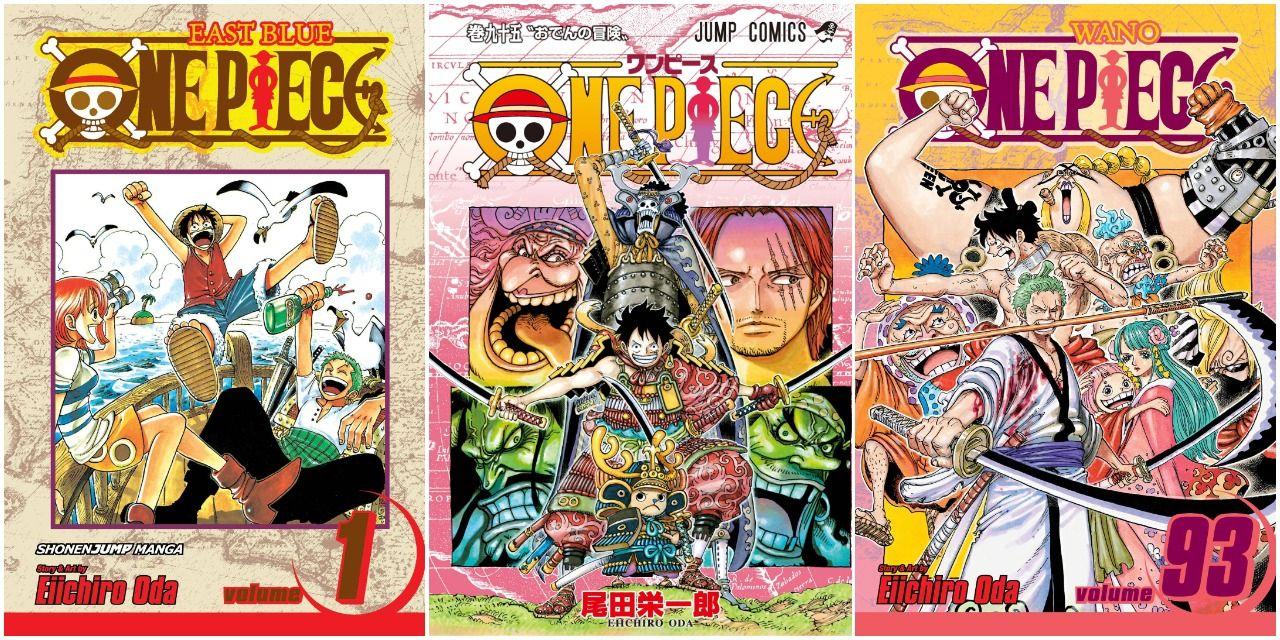 Quando terminará One Piece? Saiba Tudo o que Oda disse sobre o fim da série 5