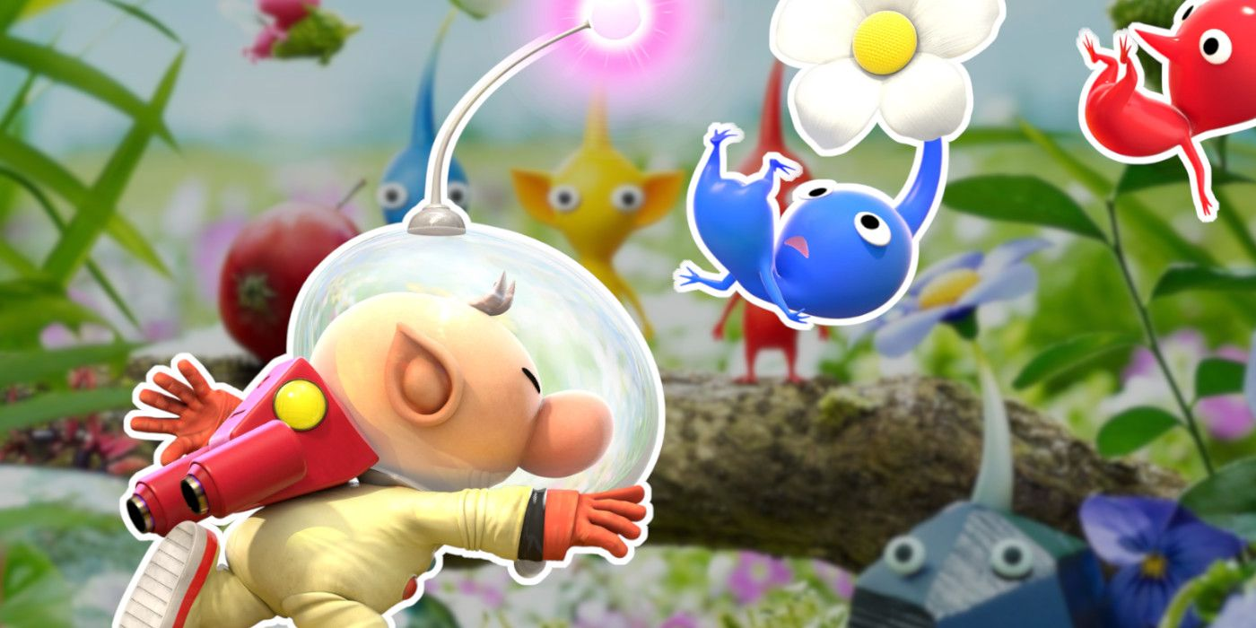 Pikmin 3 Deluxe Ultra Spicy Mode Is A Big Deal Cbr