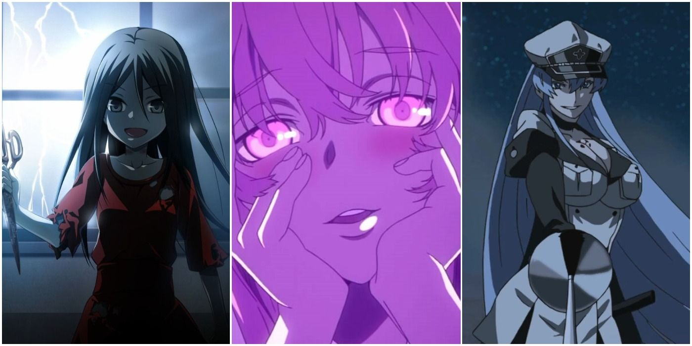 10 Anime Girls Who Still Give Us The Creeps  CBR