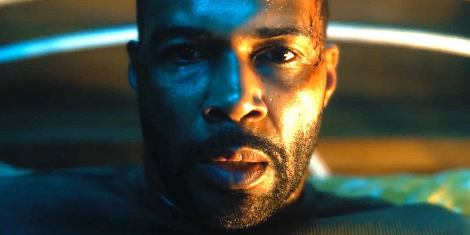 EXCLUSIVE: Spell Clip Finds Omari Hardwick Cut Off from the Outside World