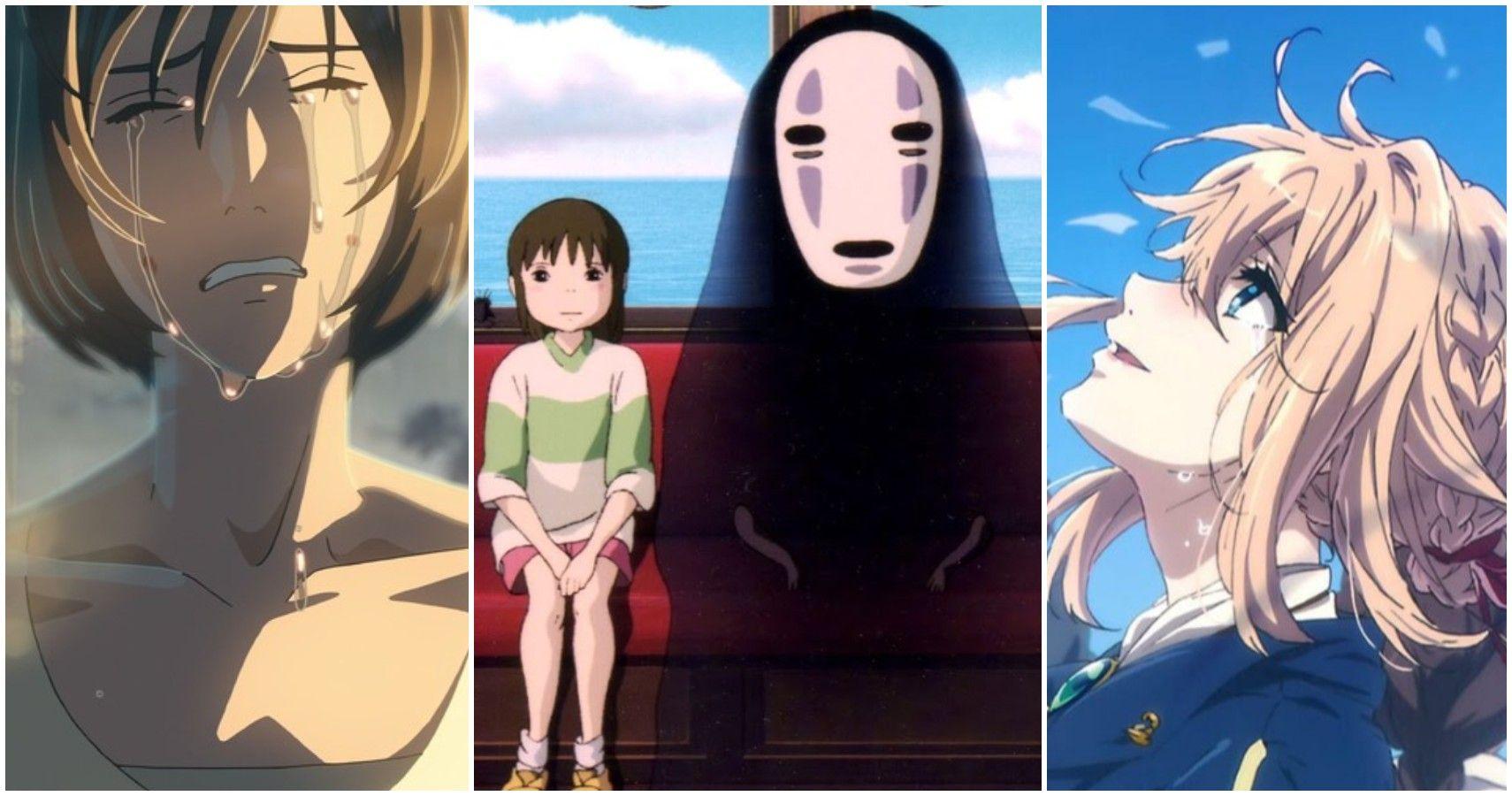 10 Best Animation in Anime Films, According to MyAnimeList
