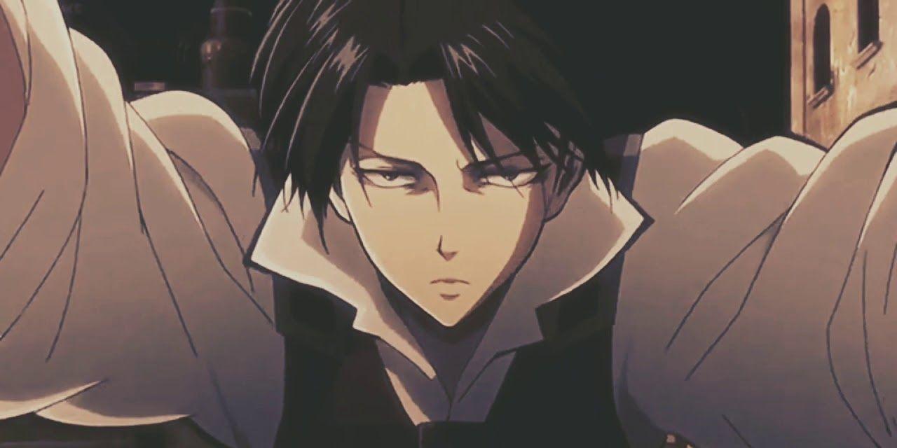 Anime- Levi Ackerman from Attack on Titan