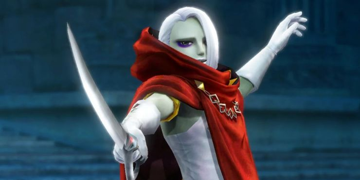 Hyrule Warriors Who Is Age Of Calamity S Mysterious New Villain