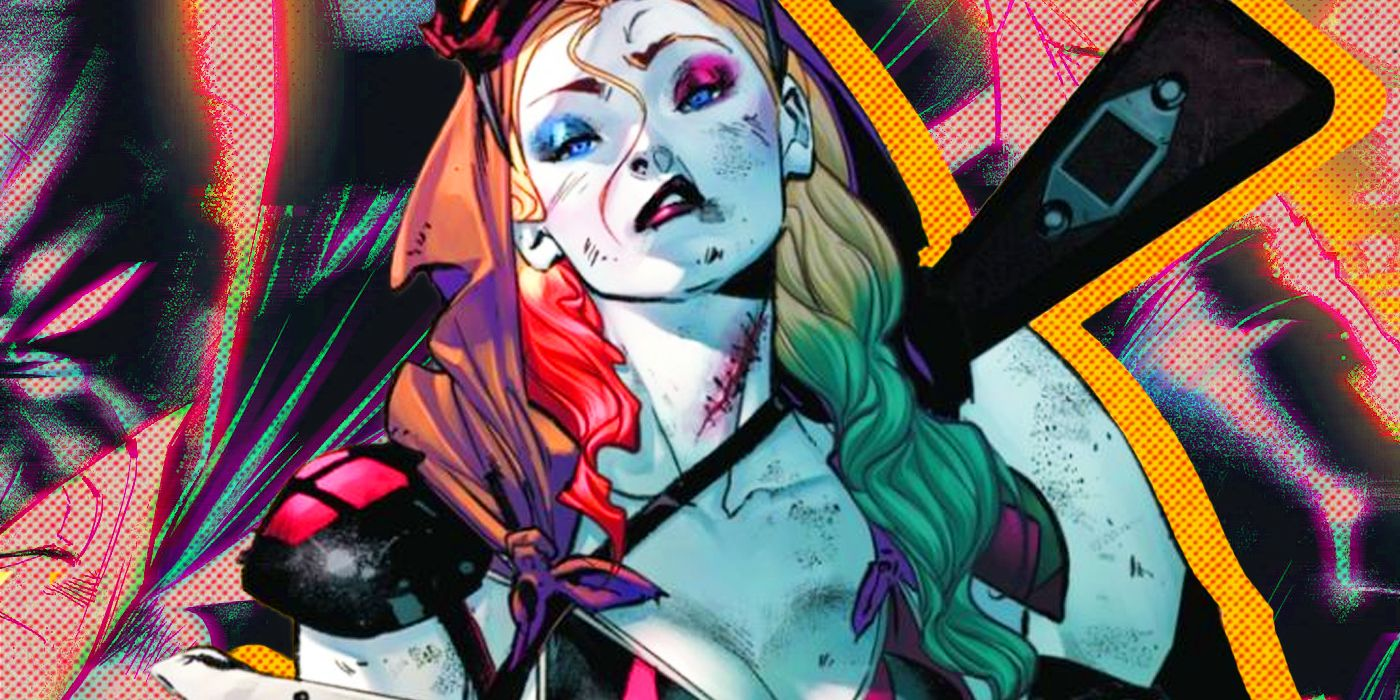 Harley Quinn Could Be Batman's Most Important Protege