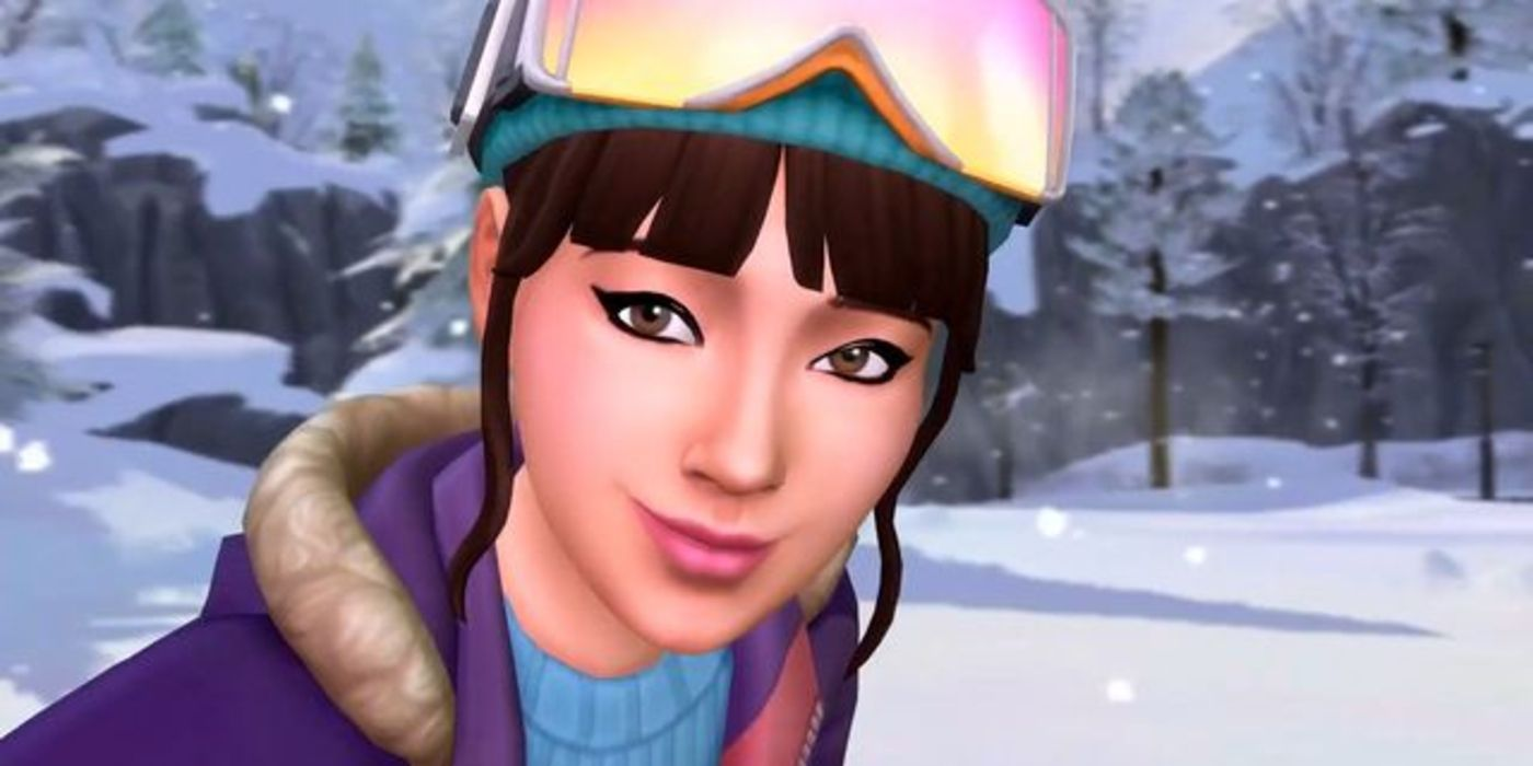 The Sims 4 Snowy Escape's Most Intriguing Feature Wasn't Included in the Reveal Trailer
