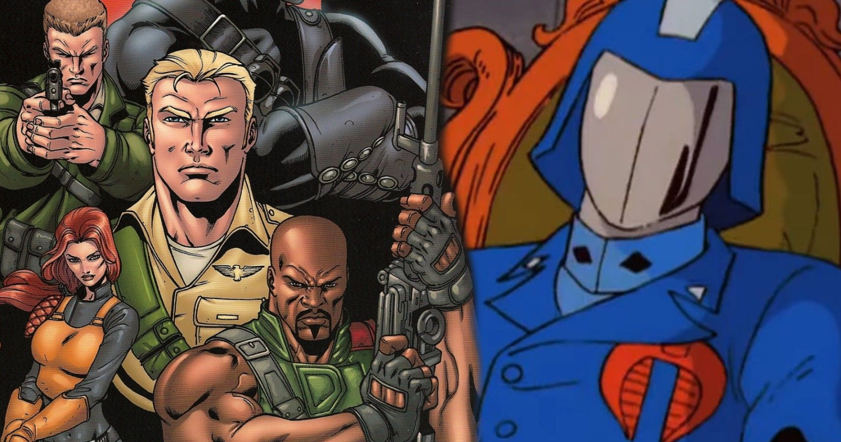 GI Joe: 5 Ways The Cartoon Is Better Than The Comics ...
