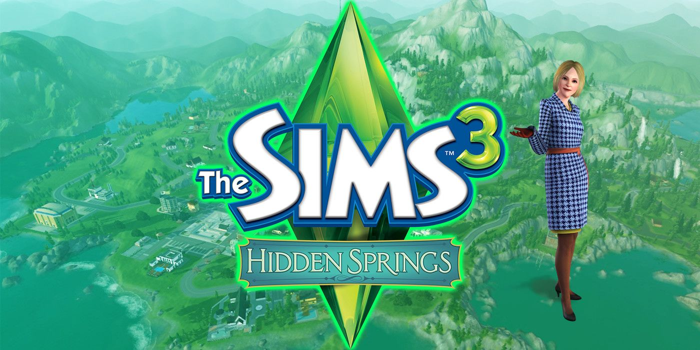The Sims 3's Hidden Springs NEEDS to Return