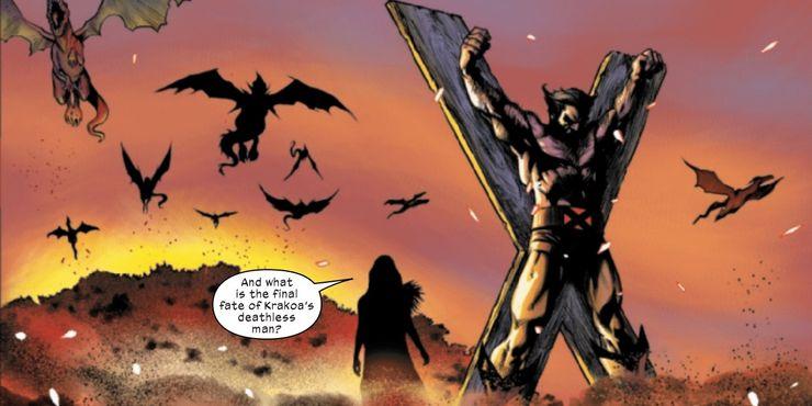 X OF SWORDS: Saturnyne revela o que acontecerá se os X-Men perderem a disputa