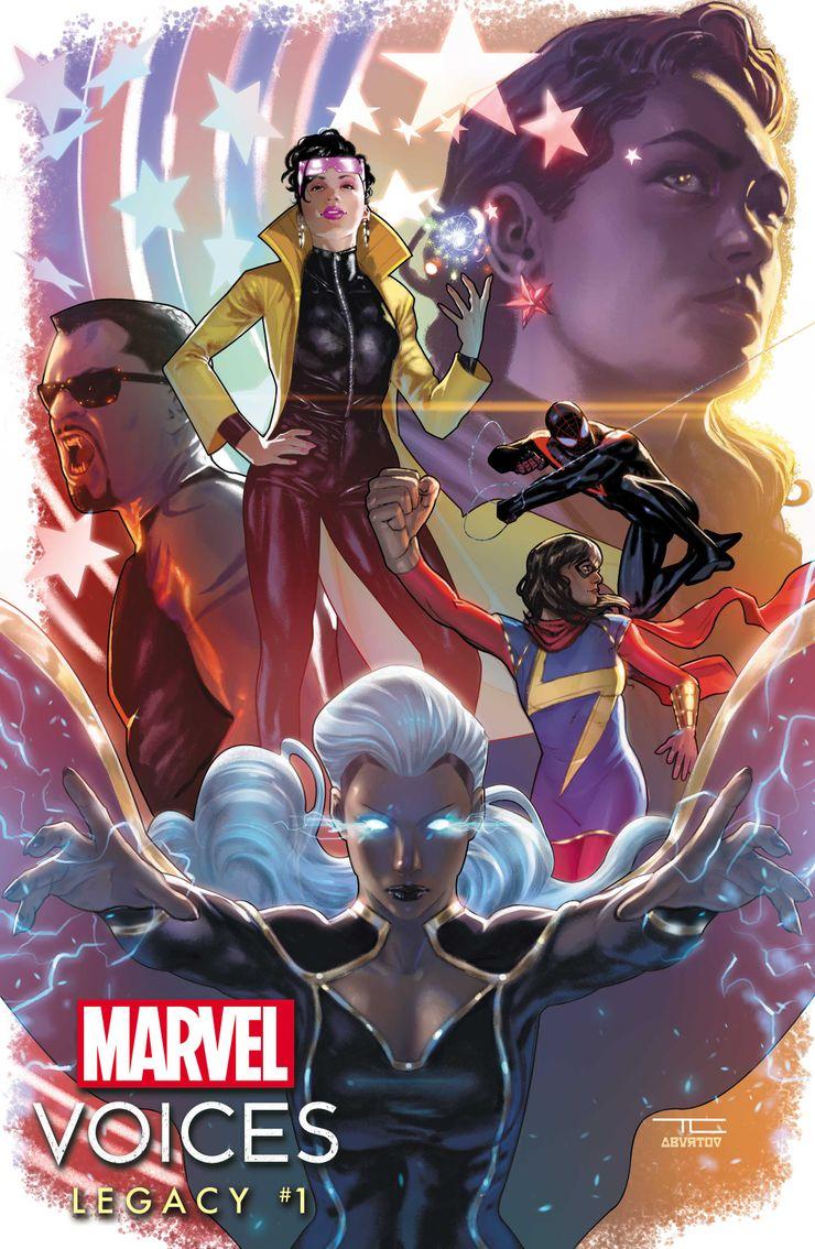 Marvel lançará HQ especial para comemorar o Mês da História Negra