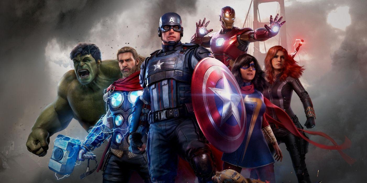 Marvel Avengers Game Header - Marvel's Avengers Publisher Confirms low Performance
