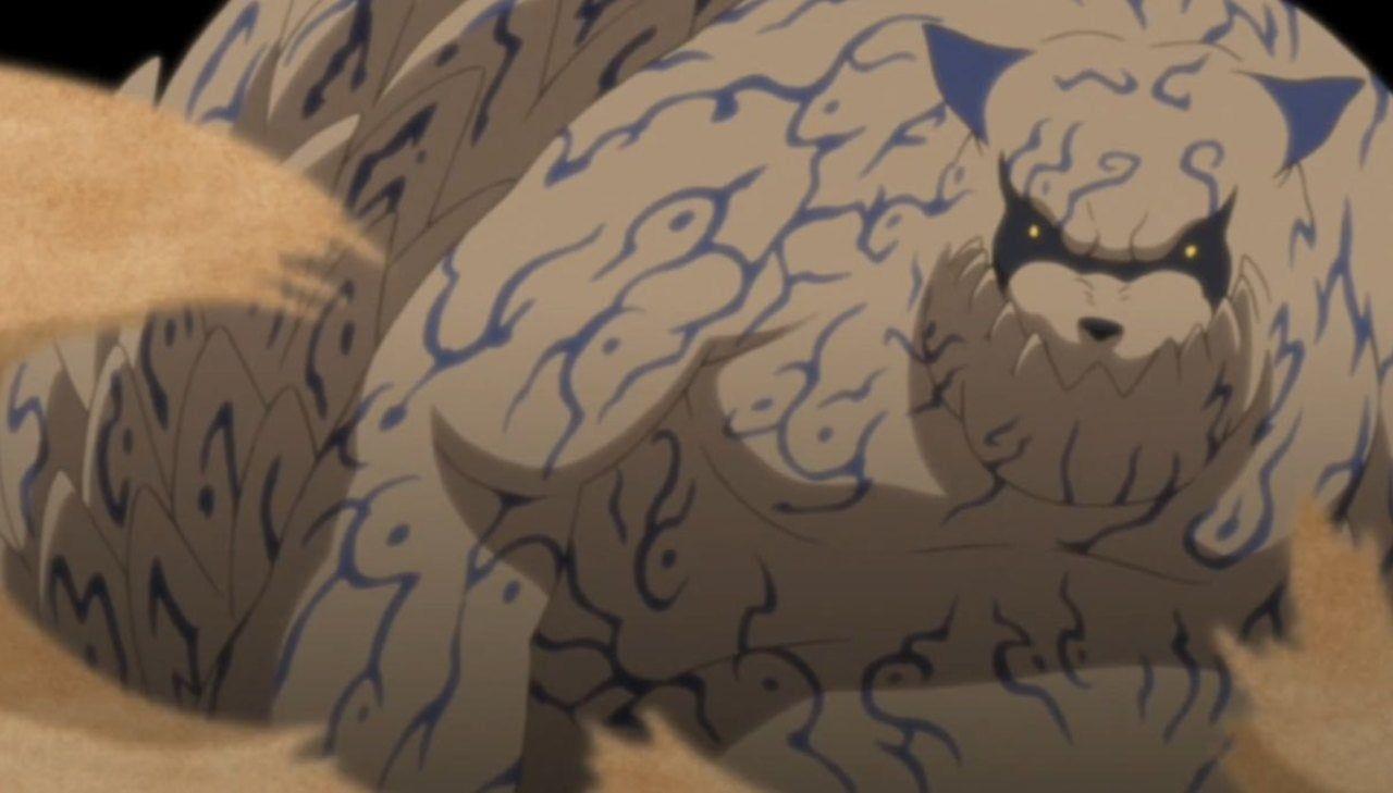Naruto: As 9 Bestas com Caudas: Classificado do mais fraco ao mais forte 1
