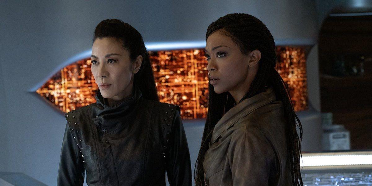 Star Trek: Discovery 3ª temporada é o mais próximo que a série chegou do Classico Star Trek (Jornada nas Estrelas) 1