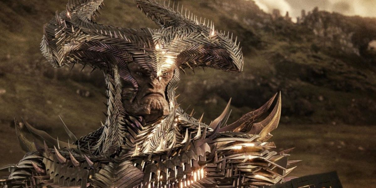 Justice League Concept Artist Shares an Unarmored Steppenwolf Reveal