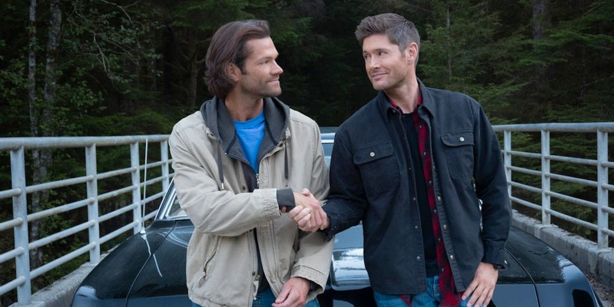 Supernatural Releases Over Five Minutes of Final Season Bloopers