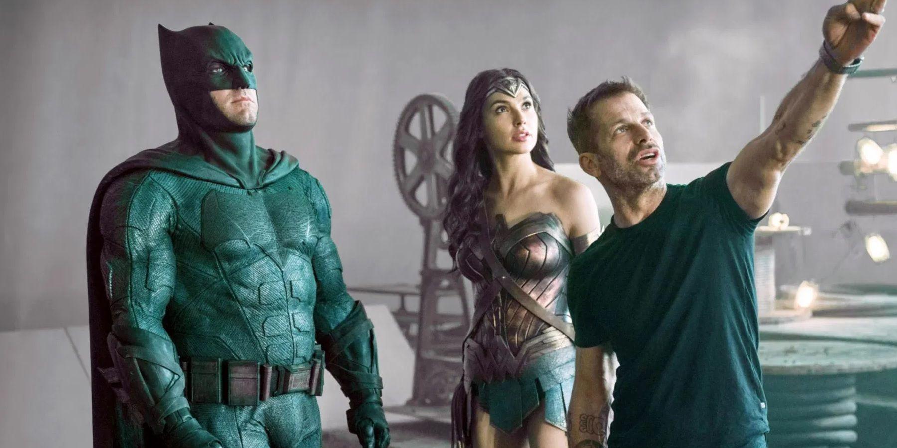 Zack Snyder's Justice League Is No Longer a 4-Part Release