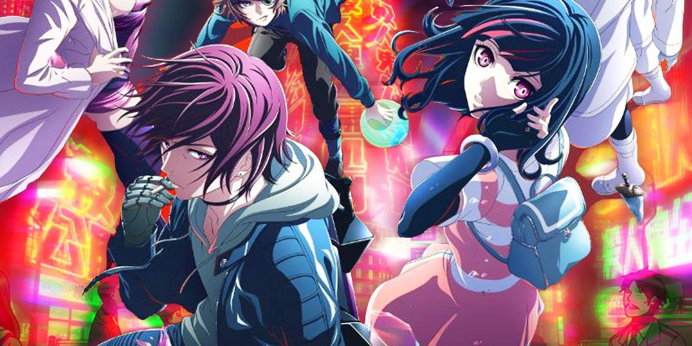 How Akudama Drive Became Such a Popular Anime | CBR