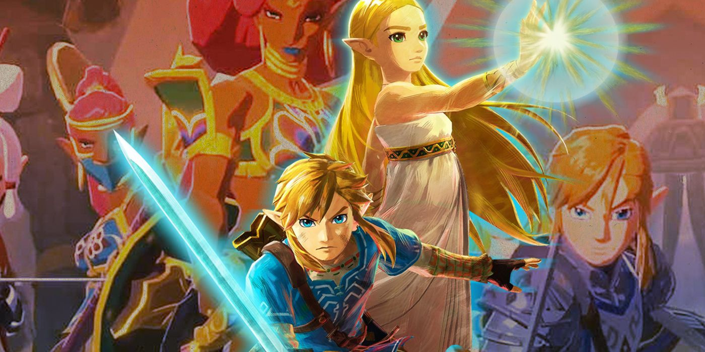 Hyrule Warriors Age Of Calamity Reviews Love The Setting But Are Mixed On Combat Focus