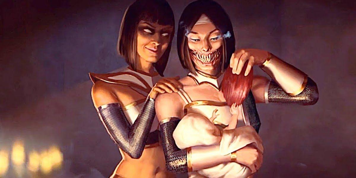 Mortal Kombat 11 Ultimate confirma relacionamento lésbico de Mileena com [SPOILER] 2