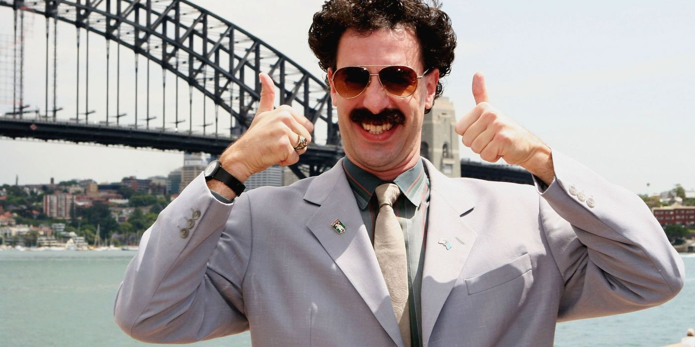 Borat 2 Drops Surprise Trailer for Extended Cut