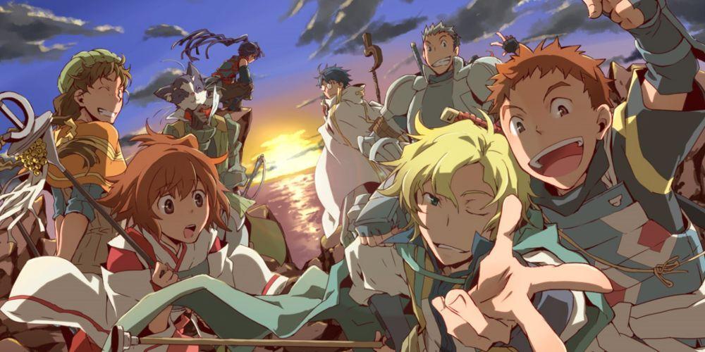 10 melhores anime Isekai lá fora (que não são: Re: Zero) 8
