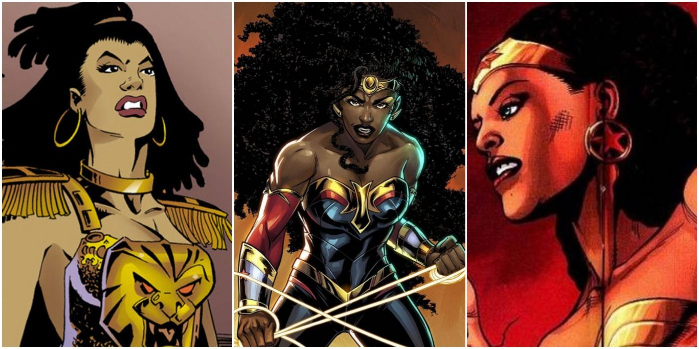 Wonder Woman: 10 Questions About Nubia, Answered