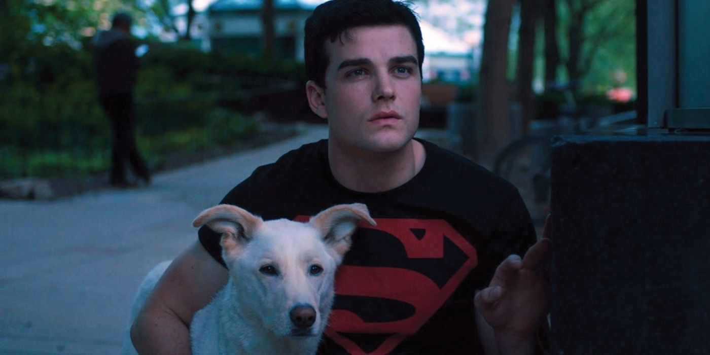 Titans' Krypto Has a Heartbreaking Real-Life Origin Story