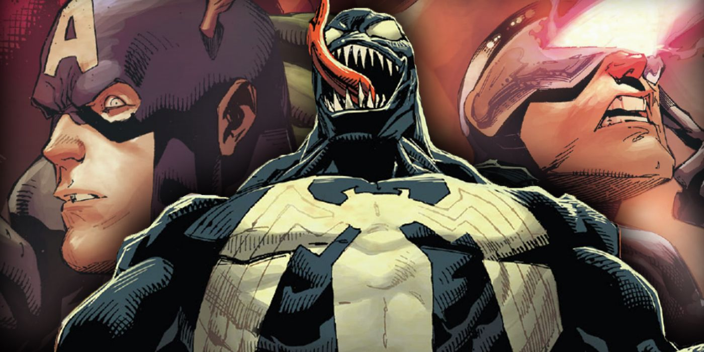 King in Black: Venom Makes EVERY Marvel Hero Live Up to His Title