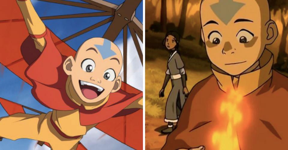 Legenden Om Aang