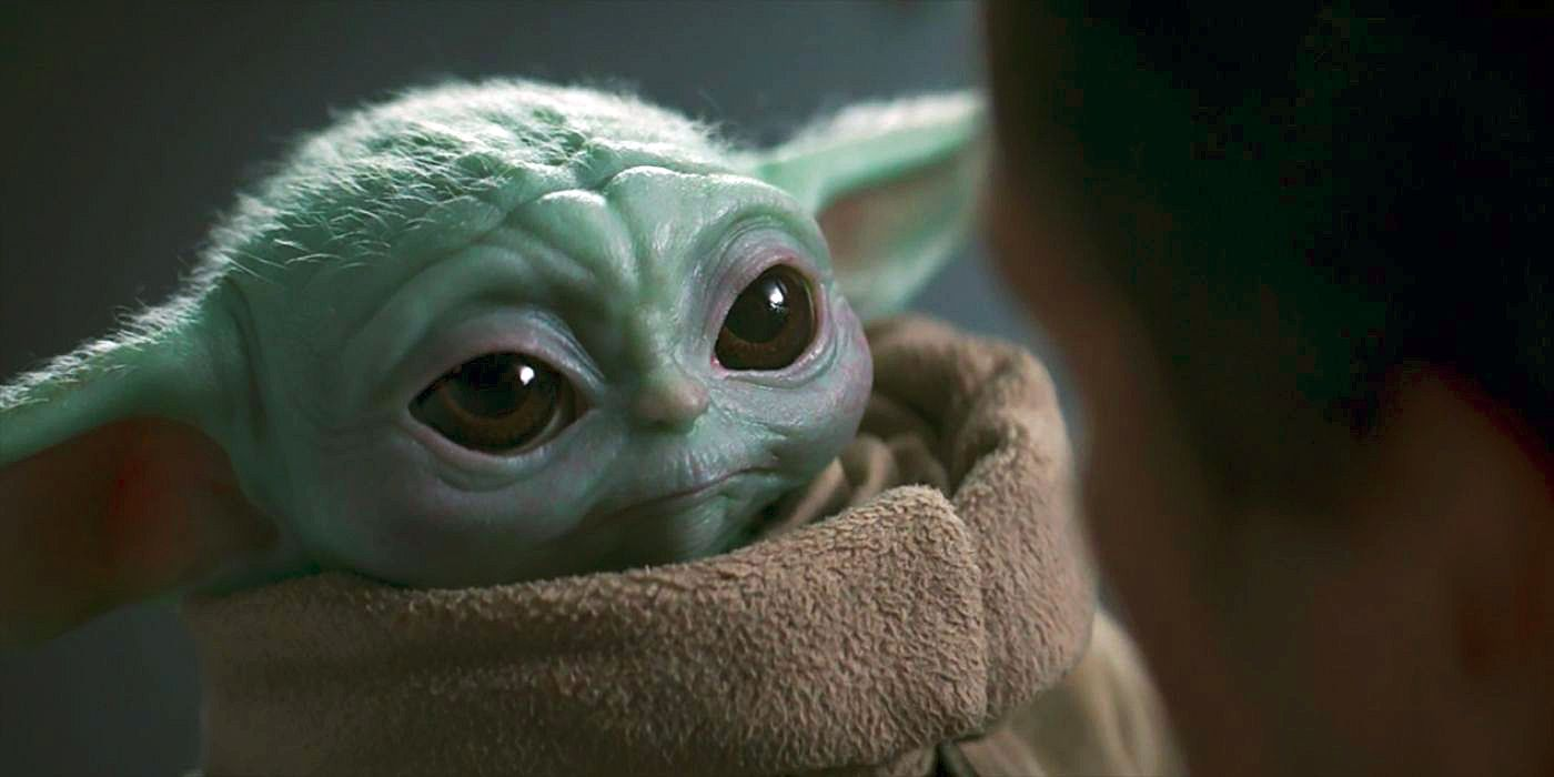 Google Search Function Brings Baby Yoda to Life