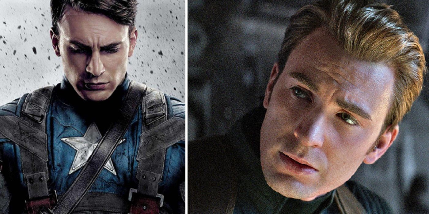 10 Ways MCU's Captain America Changed Between The First Avenger & Endgame