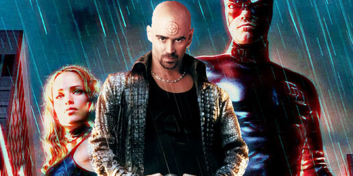 Daredevil Was the First Time Colin Farrell Used His Irish Accent in an American Film