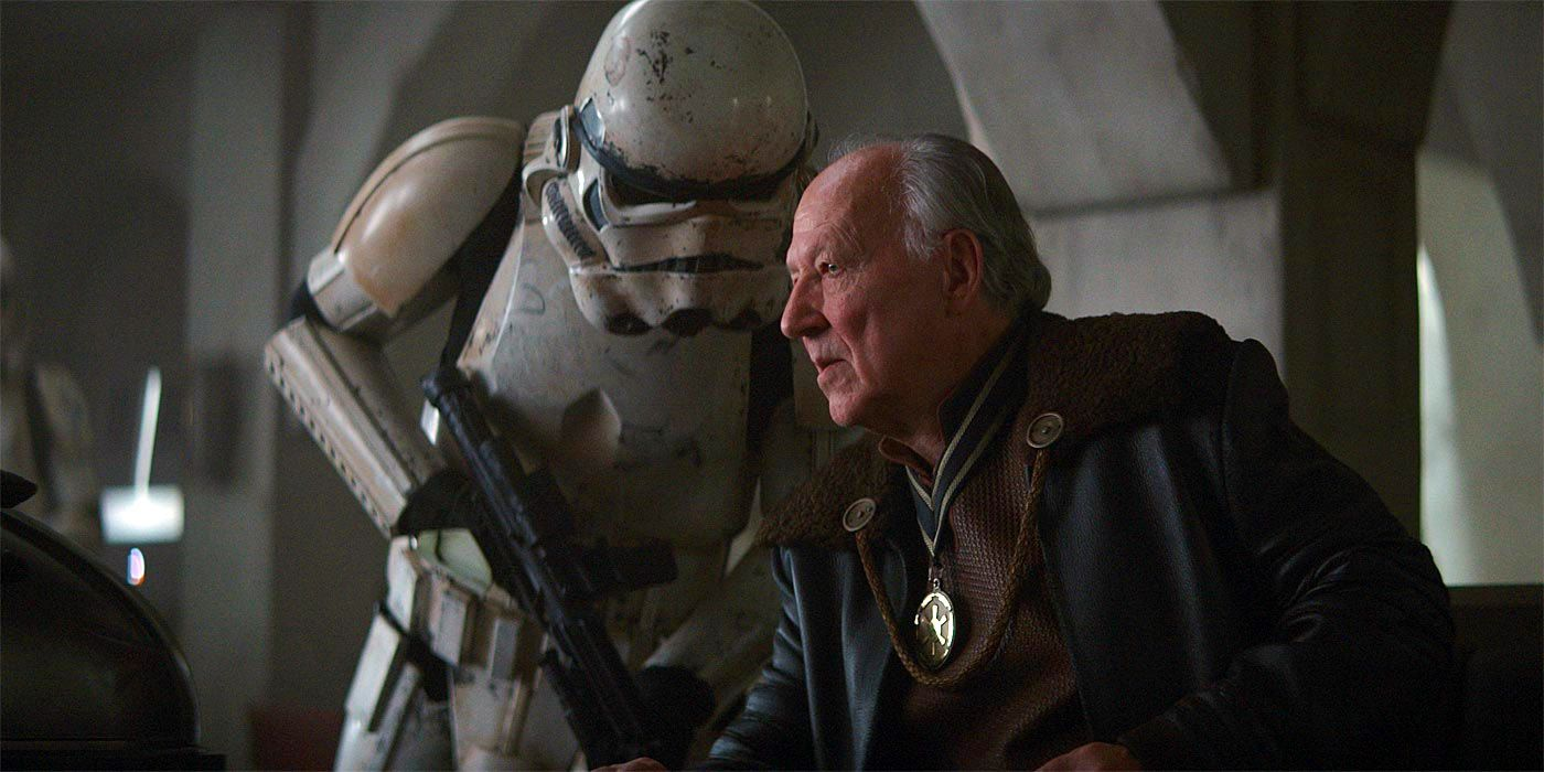 The Mandalorian Theory: The Client Sought to Kill Baby Yoda... to Keep Him From Gideon